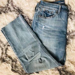 Straight Power Jean